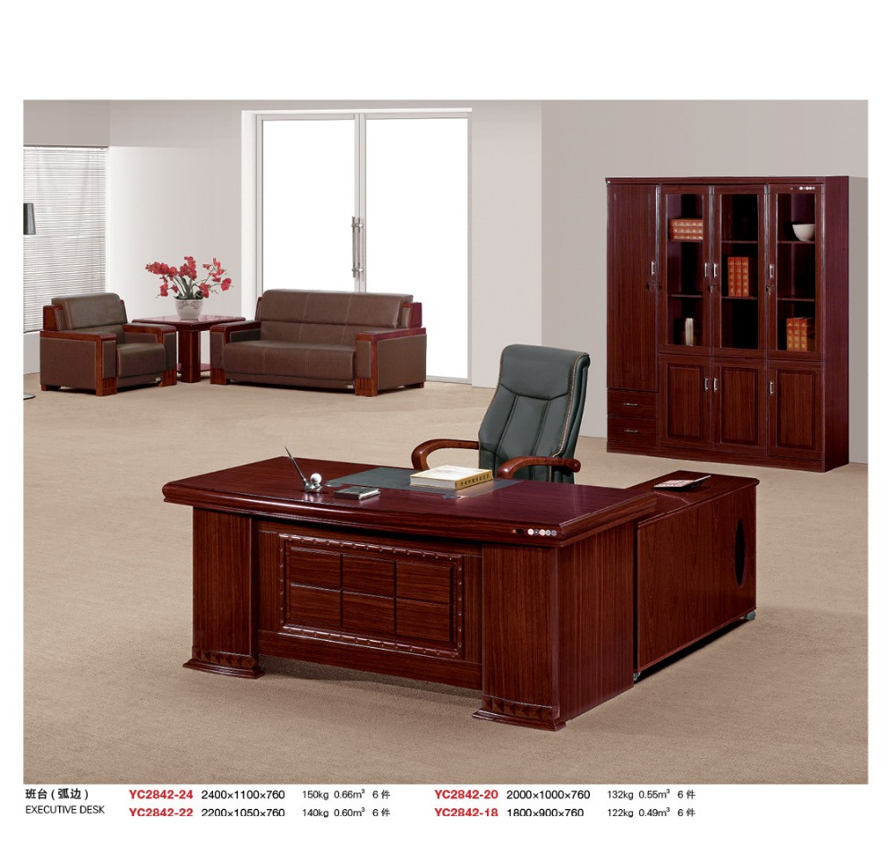 High Quality Best Price Steel Office Desk Hdf Wood Factory Sell Directly Yc2818 Buy Steel