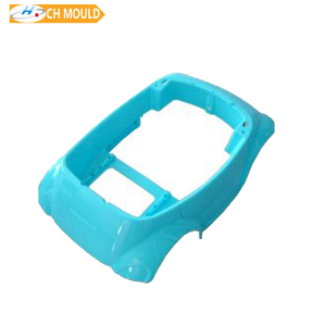 Chinese making plastic rubber toy mould with trade assurance