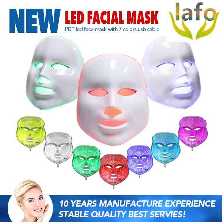 prix d'usine détaillant en ligne meilleure valeur Le Plus Chaud!! 7 Couleurs Pdt Led Masque/led Masque Facial/led  Luminothérapie Led Masque - Buy Led Masque,Led Masque,Led Masque Facial  Product on ...