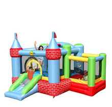 inflatable fun city for kids with best quality of best bouncy castle