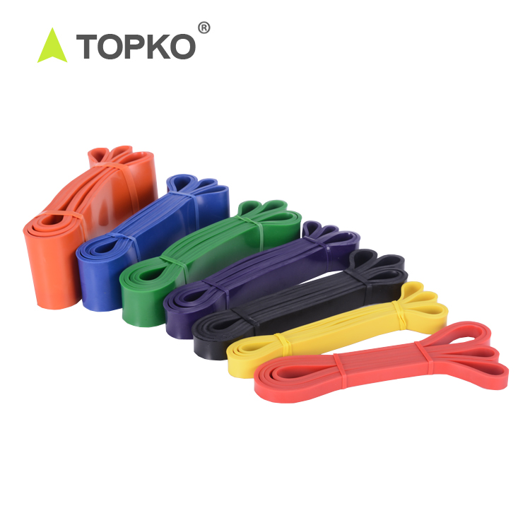 Wholesale 5pcs fitness resistance bands exercise fitness latex tube yoga workout gym sports bands