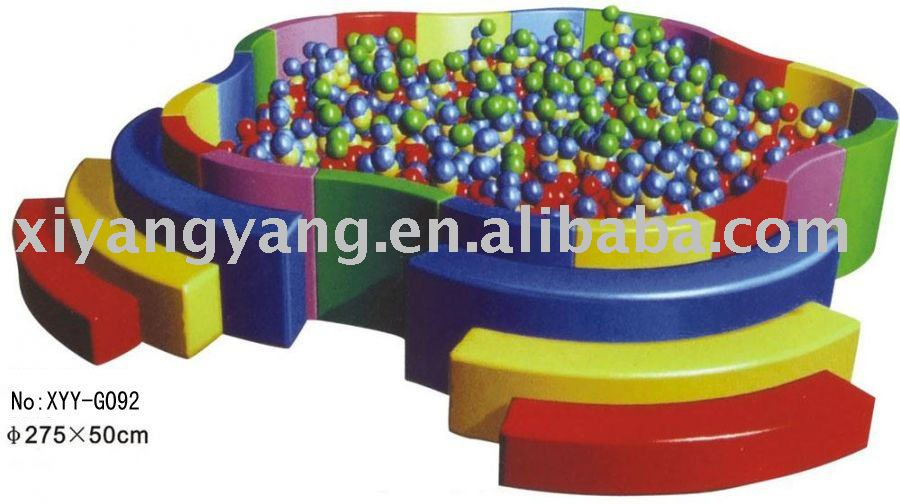 2010 New Soft Play Set