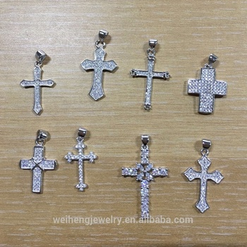 world best selling products silver jewellery 925 sterling jesus christ cross pendant buy direct from china wholesale