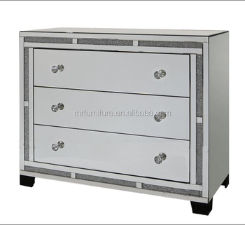 ava bed mirrored store