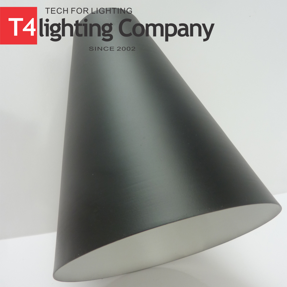 Oem Aluminum Spinning Metal Cone Shaped Lamp Shades Shade Product On Alibaba