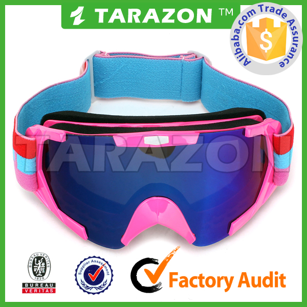 Custom MX goggles for motocross