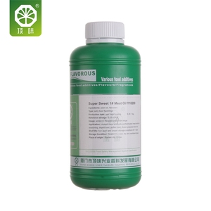 Organic Msds Super Sweet Oil Base Liquid Food Flavour