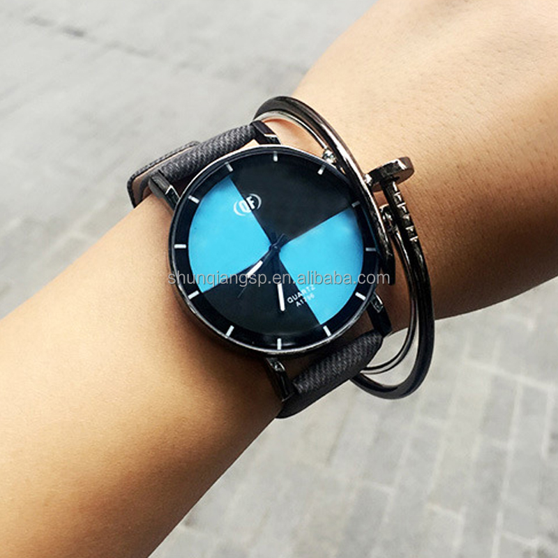 factory price fashion color watch wholesale women watch