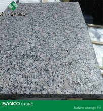 Zhaoyuan pearl flower granite slabs pool coping edge tiles G383 granite