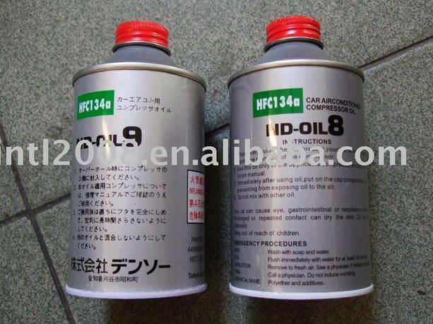 250ML ND8 Refrigeration Lubricant Compressor Oil, View Lubricant Compressor  Oil, INTL Product Details from International Auto Parts (Guangzhou) Ltd