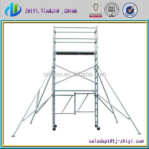 Hot dip galvanized scaffolding net /scaffolding machine / used scaffolding boards for sale