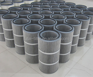 FUTAI Laser Cyclone Filter Cartridge Collector Air Filter