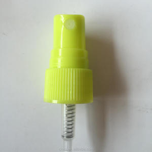20/410 Plastic screw perfume microsprayer , smooth mist sprayer