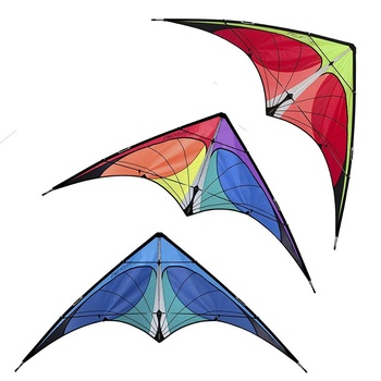 Professional and High Quality Dual Line Stunt Kite for Outdoor