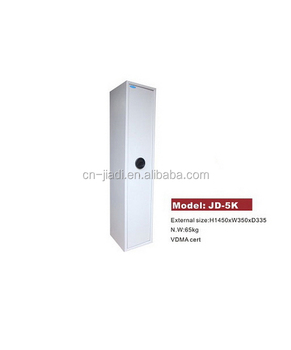VDMA standard weapon gun safe cabinet