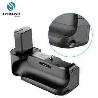 Battery Handle Hand Grip Holder Pack Vertical Multi Power Shutter For Sony A6500 Camera
