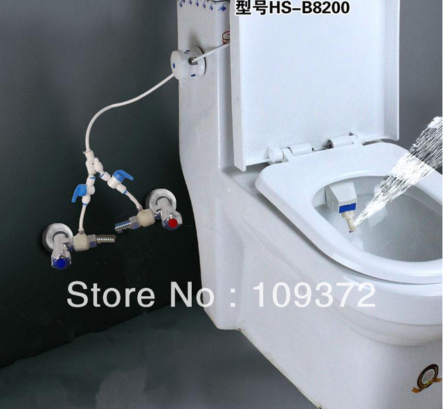 compre melhor venda port til combinado quente gua pessoal rinse wc barato. Black Bedroom Furniture Sets. Home Design Ideas