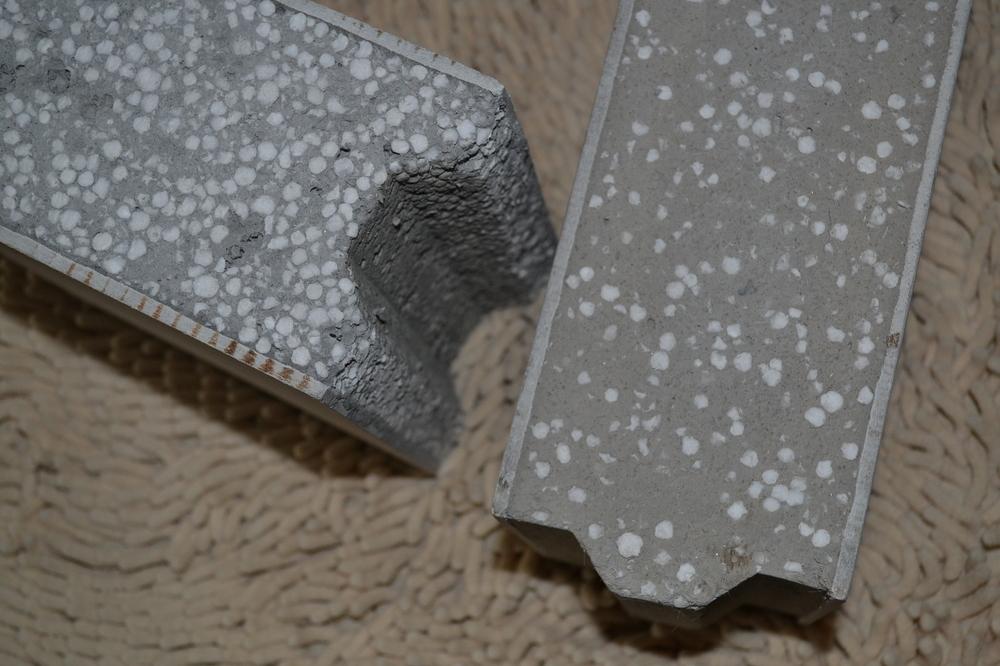 Gray Color Calcium Silicate Eps Sandwich Panel Cheap