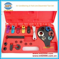 Air Conditioning & Fuel Line Disconnect Tool Sizes: 1/4