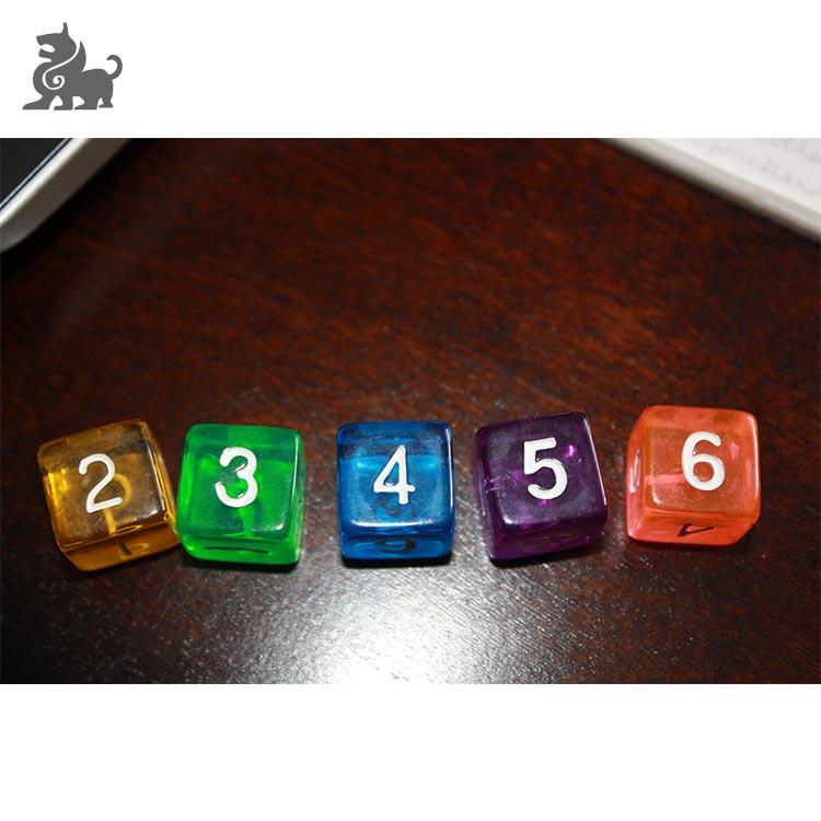 25 мм подгонять размер прочный металлический игра в кости пользовательские