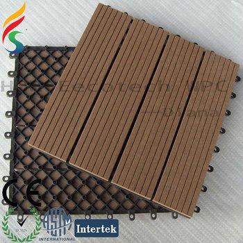 Balkon Bodenbelag Holz Kunststoff Wpc Fliesen Buy Balkon