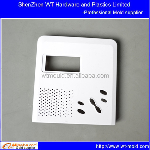 custom high quality listen repeater panel mould