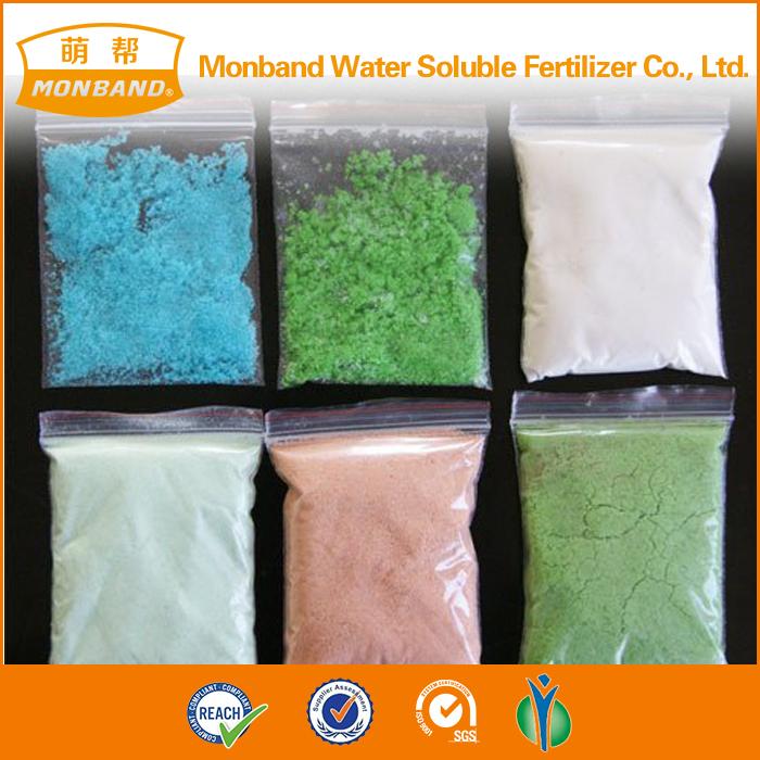 Ifa Certification Color N-p-k Fertilizer