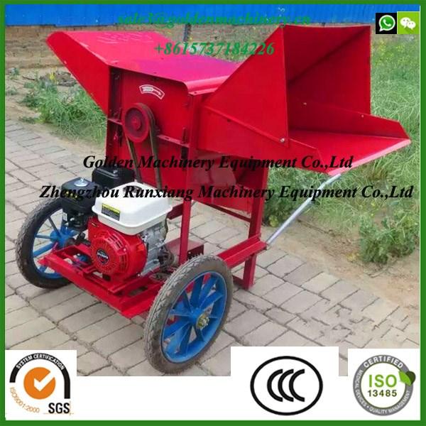 small threshing machine