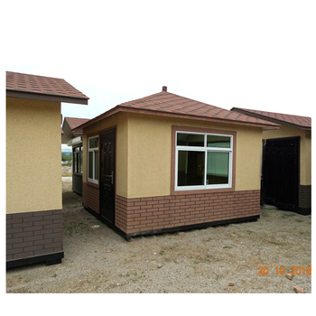 prefabricated luxury villa smart house container house