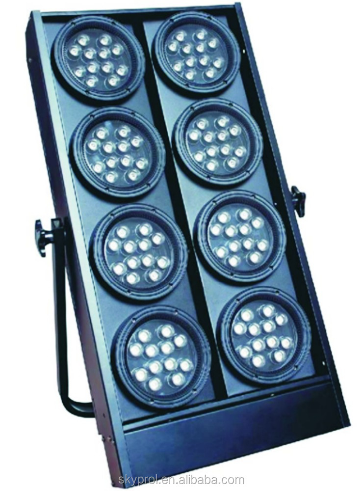 LED 8 Eyes Audience Stage Light