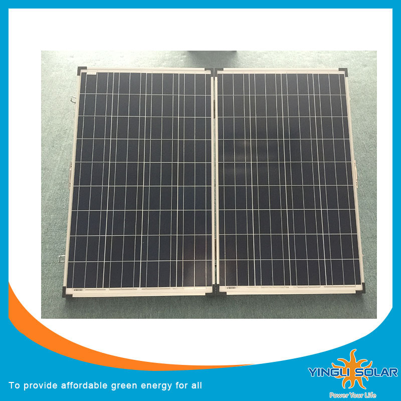 Factory Supplier Foldable Solar Panels portable Micro Solar power System with Built in Inverters