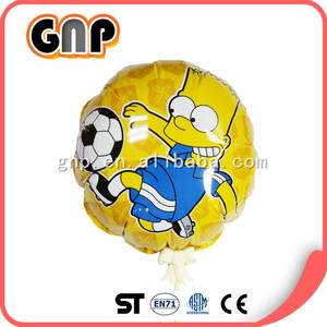Birthday balloons delivered auto inflating balloon