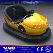 Interesting!! amusement park bumper cars for sale---battery bumper car ride