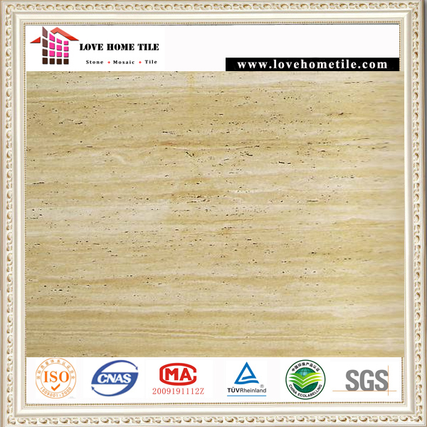 Cream Travertine Marble