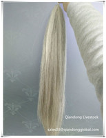 100% Handmade Real Horse Tail Extensions