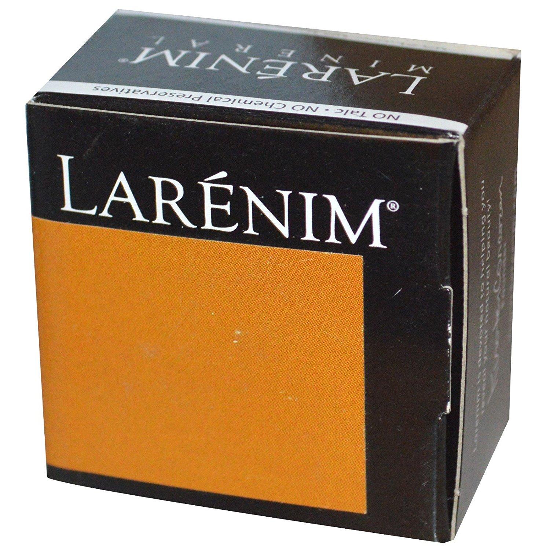 Goddess Glo Dark Shimmer Bronzer Larenim Mineral Makeup 5 g Powder