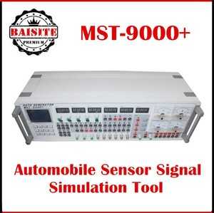 mst9000 + automotive sensor simulator car ecu tester mst-9000+ car ECU  Repair Tools works for all cars