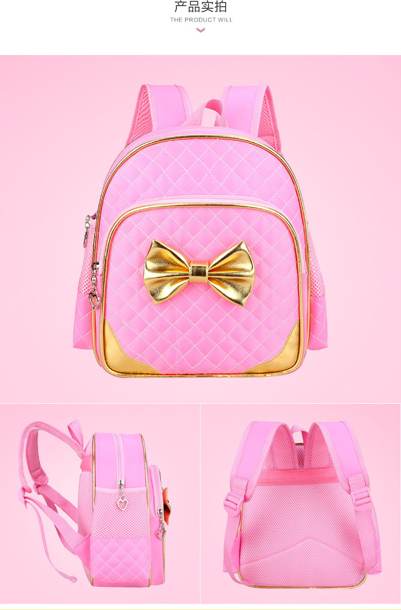 9ca64a37c638 2 7 Years Old Baby Girls School Backpacks Children School Bags For ...