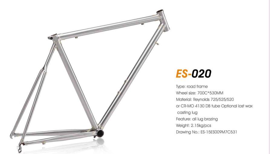 Catálogo de fabricantes de Cr Mo Cuadros Bicicleta de alta calidad y ...