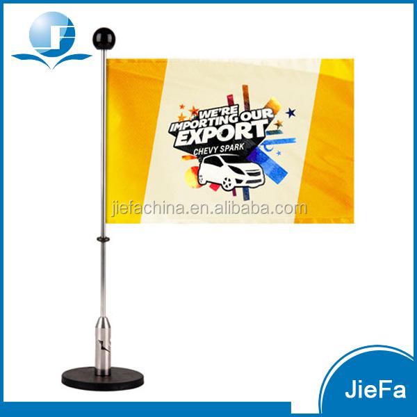 High Quality Metal Flying Magnetic Car Flag Buy High Quality