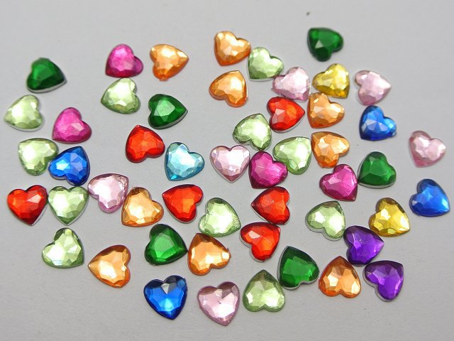 Acrylic Stones Manufacturers Mail: Aliexpress.com : Buy 1000pcs Mixed Color Acrylic Faceted