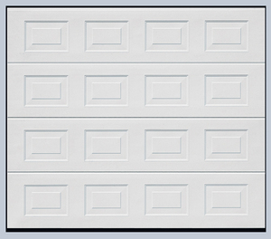 modern steel sectional automatic garage door panels prices