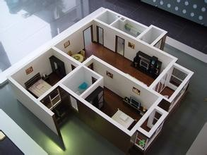 how to build a model house with foam board