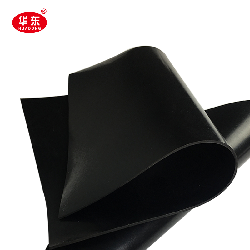 High Elastic Thin Fire Resistant Nr Rubber Sheet