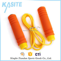 Customized pvc jump rope calories