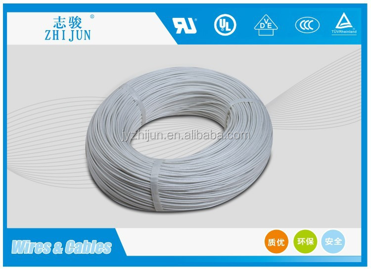 high voltage flexible silicone test lead wire