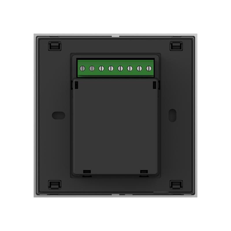 220V touch screen smart WIFI fcu smart digital hotel room thermostat
