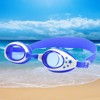 Hot sale anti fog uv protection Children swimming goggles
