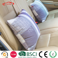 Car Seat Back Support Pillow Custom Decorative Throw Pillow,Car Seat Back Cushioning Throw Pillow
