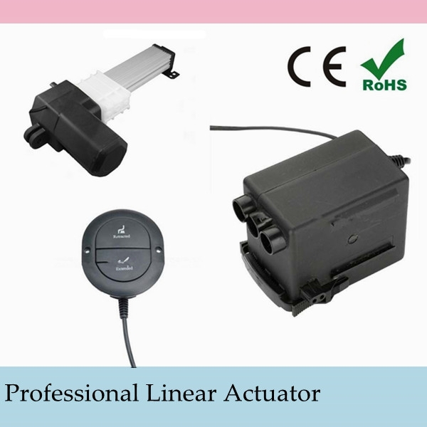 16 inch stroke linear actuators for kyp type medic
